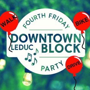 The Downtown Business Association's last Fourth Friday Block Party will feature a scavenger hunt on Aug. 28. (Supplied)