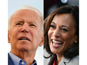 Joe Biden and Kamala Harris were sworn in as President and Vice-President of the United States on Jan. 20, 2021.