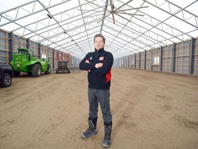 Canadian Poultry XPO founder and general manager Jordon Underhill. SUBMITTED