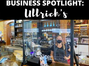 Ullrich's has figured out how to adapt and continue serviing its customers safely during COVID-19.