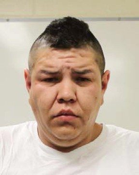 Investigators said Chris Calliou, 32, of Edmonton, is described as an Indigenous man, about six foot two inches tall and 396 pounds. He has brown hair and brown eyes. Photo Supplied