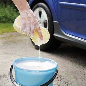 North Bay is invited to wash a vehicle, take a photo and submit it to the Canadore Shines Together campaign, Sunday, to raise money to fight cystic fibrosis. Getty Images