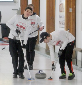 Junior and teen curling leagues and all bonspiels have been postponed to January 2021.
