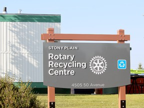 Thanks to an experimental program funded by the Alberta government, recycling centres in Stony Plain and across the province can now take in more electronics than ever before.