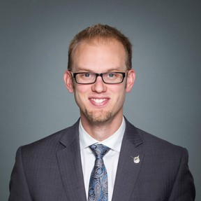 Arnold Viersen is the MP of Peace River-Westlock.