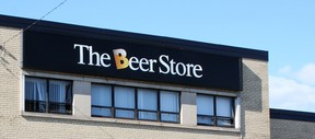 Hospitals in Southwestern Ontario are among the recipients of a province-wide fundraiser by The Beer Store launched earlier this year. Postmedia file photo
