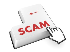 A lottery scam cost a Norfolk resident $150,000.