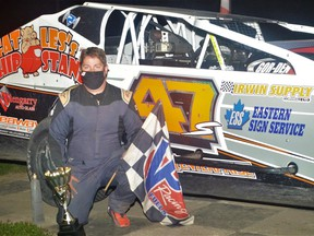 Corey Wheeler was the Canadian Nationals first-round winner on Sunday at the Cornwall Motor Speedway. Handout/Rick Young Photo/Cornwall Standard-Freeholder/Postmedia Network  Handout Not For Resale