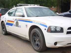 A Wood Buffalo RCMP car  in Fort McMurray Alta. on Monday June 22, 2015. Andrew Bates/Fort McMurray Today/Postmedia Network ORG XMIT: POS1607151013548946 ORG XMIT: POS1905021721475907 ORG XMIT: POS1906201631590298 ORG XMIT: POS1910171522286608