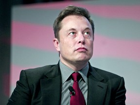 The Federation of Northern Ontario Municipalities' board of directors passed a resolution Sept. 15 in support of Starlink,  Elon Musk's satellite internet project. Bill Pugliano/Getty Images