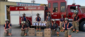 The Nairn/Hyman Fire Department received 72 combination smoke and carbon monoxide alarms through Project Zero–a public education campaign that will provide 7,500 alarms to residents in 35 municipalities across Ontario.
