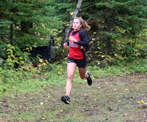 Marlies Ilott, seen in Oct 2019 was named St. Thomas Aquinas' senior female athlete of the year at a virtual banquet on Thursday, Oct. 15.