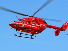 File Photo (Stars Air Ambulance)