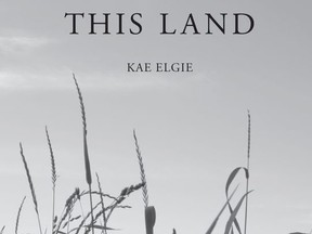"""Former Dawn Mills resident and author Kae Elgie's book """"This Land."""" Submitted"""