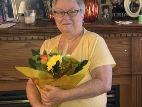 Ruth Anderson of Dunnville was recognized on Caregiver Appreciation Week for her 40 years of being a foster parent with the Children's Aid Society of Haldimand and Norfolk. (CONTRIBUTED)