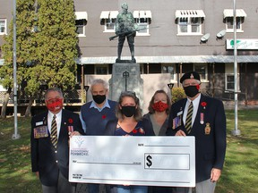 Pembroke veterans honoured thro…
