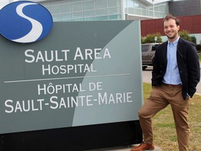 Sault Area Hospital internist and infectious diseases specialist Dr.LucasCastellani applauds a 'preventative type of approach' to COVID-19 restrictions.