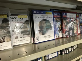 GPPL has a growing collection of video games available for borrowing with your library card.