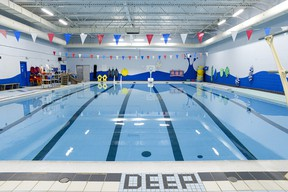 The Wallaceburg Sydenham Pool is to re-open Nov. 23, the municipality has announced. Handout
