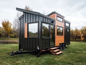 A file pic of a tiny home.