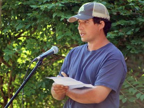 Norfolk County farmer Brett Schuyler has dropped his legal action against the Haldimand-Norfolk Health Unit over an order regarding self-isolation plans for migrant farm workers. File photo