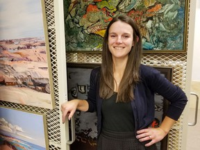 The Woodstock Art Gallery's new head of collections, Nell Wheal, offers advice on how to rehome old or unwanted artwork.