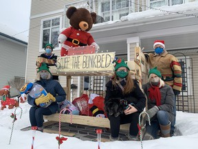 Residents are being asked to Stuff A Bunk in the Nottingham neighbourhood on Dec. 19 and 20 with children's bedding in support of Sleep in Heavenly Peace. Lindsay Morey/News Staff
