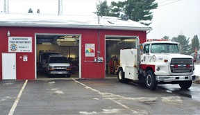The Magnetawan Fire Department is one of five fire stations in the Almaguin Highlands that will be part of a regional fire agreement. Rocco Frangione Photo