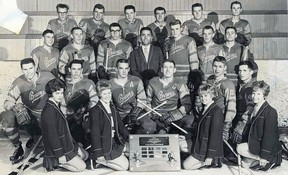 Copper Cliff's 1963 OFSAA championship team played out of the idiosyncratic Stanley Stadium.