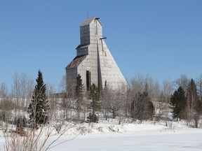 The Ontario Association of Architects invited MPPs from across the province to nominate a favourite building within their riding to celebrate World Architecture Day. The old McIntyre Mine Headframe No. 11, nominated by Timmins MPP Gilles Bisson, was among this year's selections of celebrated local landmarks by the association.  RON GRECH/The Daily Press