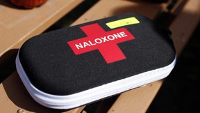 A recent overdose death in Grey-Bruce was so strong that repeated doses of Naloxone couldn't reverse it. (File photo)
