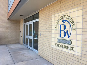 The Bluewater District School Board offices.