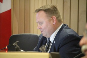 Ward 1 Coun. Robert Parks filed for re-election this week. He would be seeking his second term on Strathcona County council. Lindsay Morey/File