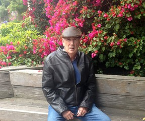 Author James Ballard penned an autobiographical novel that links Vietnam to Crooked Creek.  PHOTO SUBMITTED