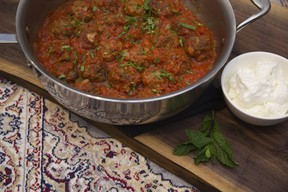 Moroccan meatballs. (Derek Ruttan/The London Free Press)