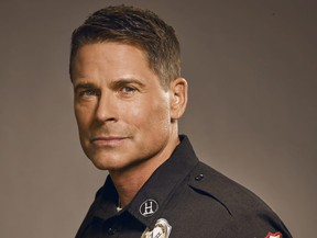 Rob Lowe stars as Owen Strand in 9-1-1: LONE STAR.