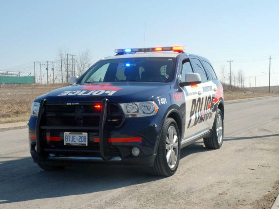 Police briefs: Two charged after traffic stop   The ...