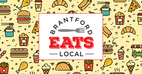 Each Brantford Eats Local booklet supports Soup for the Soul, and comes full of exclusive savings.