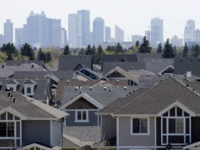 Edmonton's housing market finished 2020 in a strong position but the city's realtors' association is unsure how 2021 is going to fare.