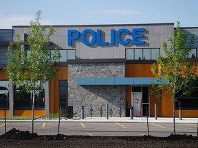 Parkland RCMP laid 18 charges in relation to a robbery in Parkland County. File Photo.
