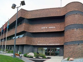 The city of Spruce Grove is applying to the province to receive funding in the amount of $200,000 under the Alberta Community Partnership Program. The money will be used to align service systems, projects and agreements between the City of Spruce Grove, Town of Stony Plain and Parkland County as part of work completed with the Tri-Municipal Regional Plan. File photo