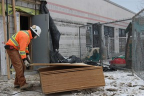 Work continues on a nearly $1.2-million expansion and renovation of child care facilities at the YMCA Jerry McCaw Family Centre in Sarnia. The expansion, including 10 additional infant spaces, is expected to be completed by the fall.