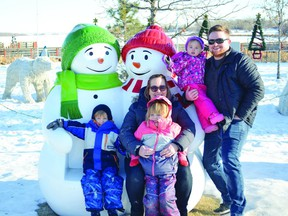 Families across the province will be celebrating Family Day on Feb. 15. File photo