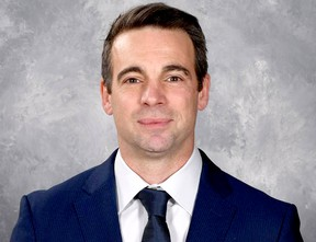 Timmins native Steve Sullivan is a former member of the Soo Greyhounds.