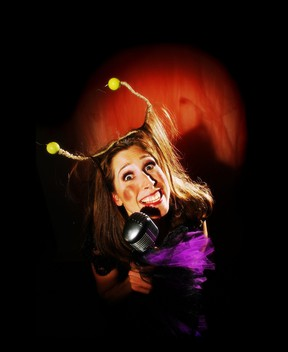 A performance of The Incredible Adventures of Mary Jane Mosquito for Over the Rainbow Children's Entertainment Series was cancelled due to the COVID-19 pandemic. SUPPLIED
