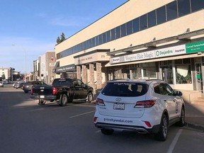 Spruce Grove council heard an update and details for phase one of the City Centre Area Redevelopment Plan (CCARP)  during their committee of the whole meeting on Feb. 16. File photo.