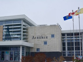 The City of Airdrie continues to plan to revitalize the downtown core. Photo by Kelsey Yates