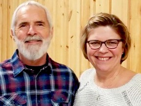 Bob and Gina Juneau lost their lives in a house fire in Oxford Mills on Jan. 10. (SUBMITTED)