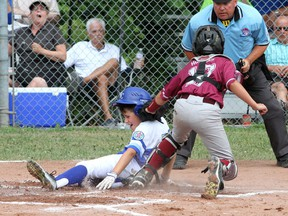 Kingston hosted the eight-team Little League Major Provincial Championship tournament in July 2019.
