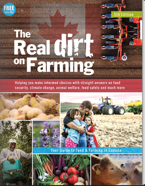 real dirt on farming